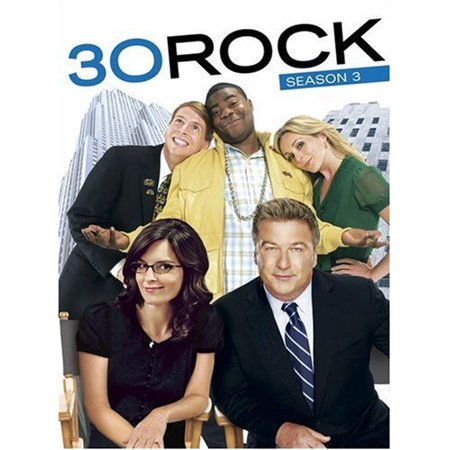 30 Rock: Season 3 (DVD) - Halloween Episodes 30 Rock