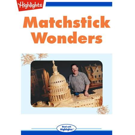 Matchstick Garden (Matchstick Wonders -)
