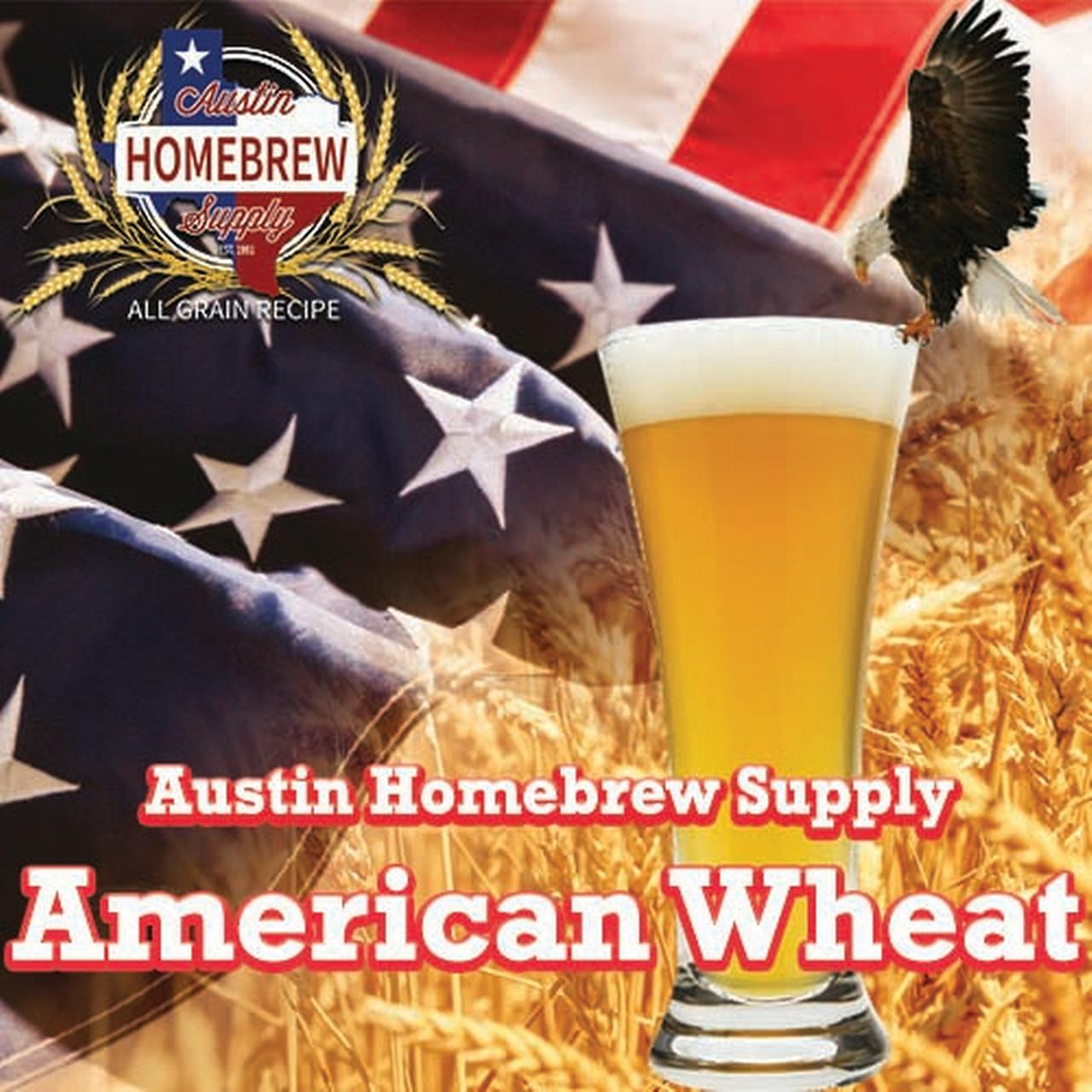 Austin Homebrew American Wheat (6D) - ALL GRAIN