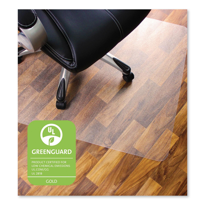 Floortex Cleartex Ultimat 60 X Chair, Office Chair Mat For Laminate Flooring