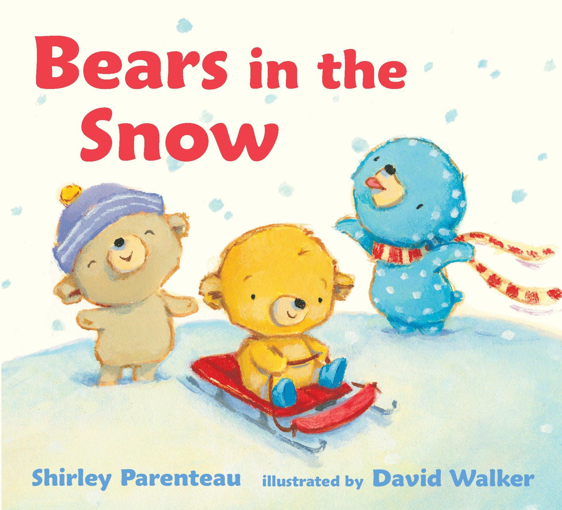 Bears in the Snow (Board Book)