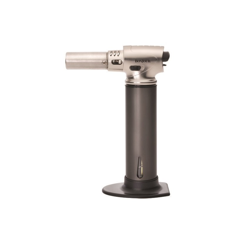 BonJour Chefs Tools Torch in Black