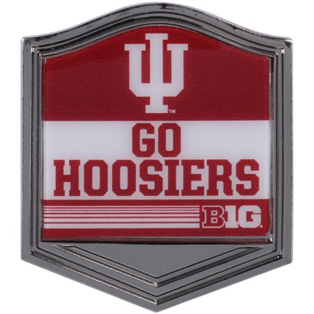 Indiana Hoosiers WinCraft Slogan Collector Pin - No Size