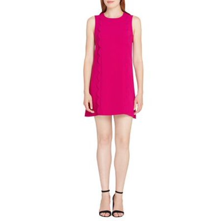 0f4507ce13c9 Tahari Arthur S. Levine - Scallop Trim Sheath Dress - Walmart.com