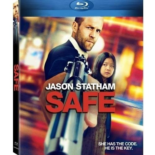 Safe (Blu-ray) (With INSTAWATCH) (Widescreen)