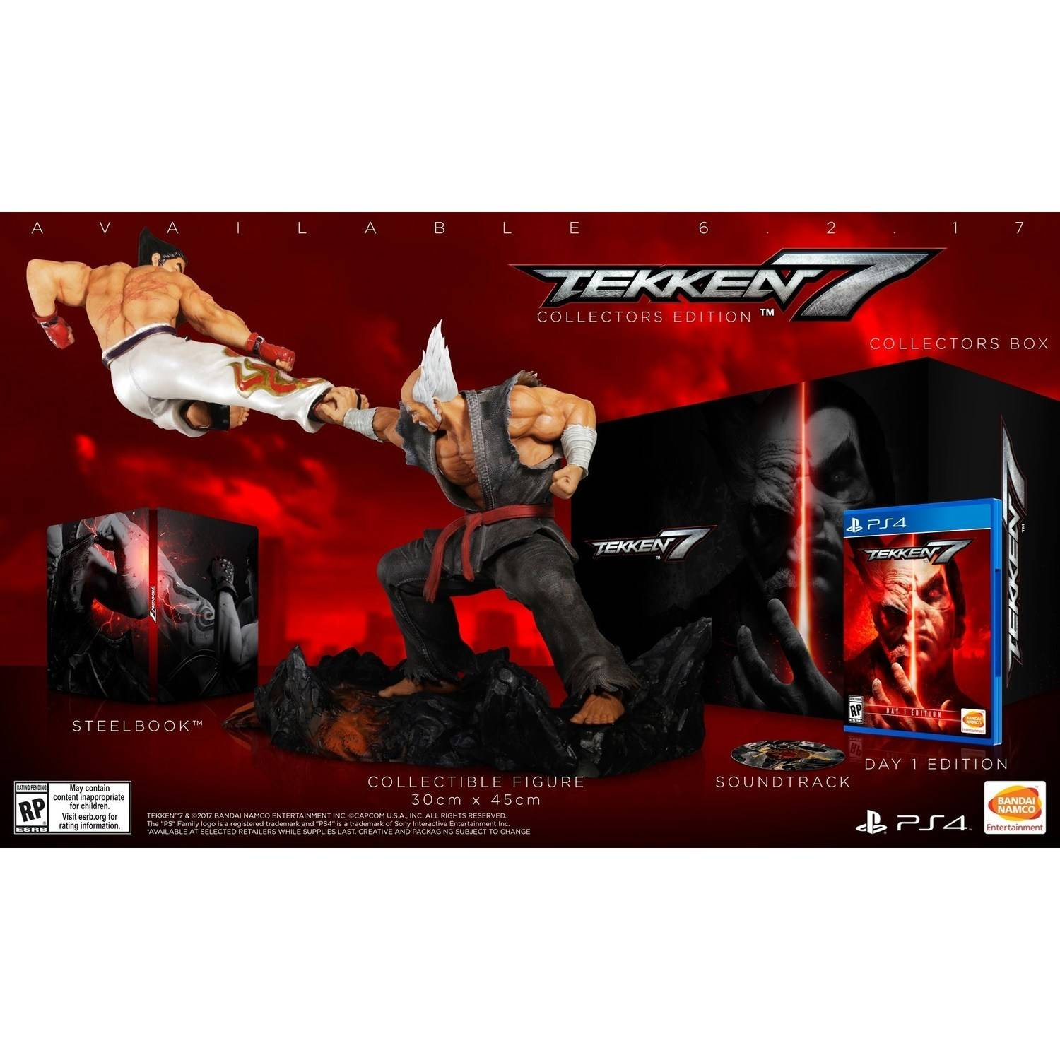 Tekken 7 Collector's Edition (PS4)