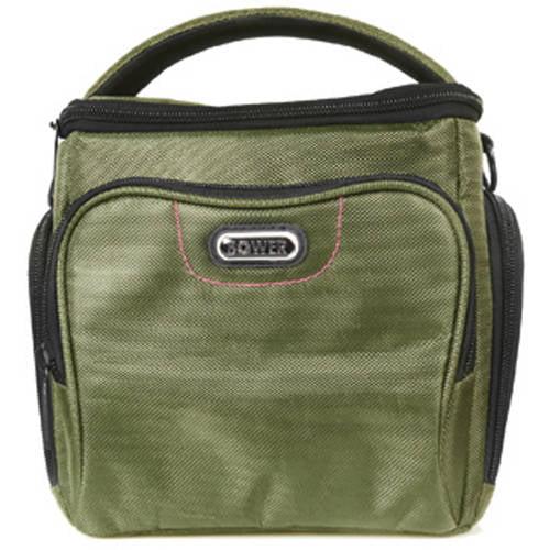 Bower Dazzle Bag Series Camera/Video Bag, Medium, Green