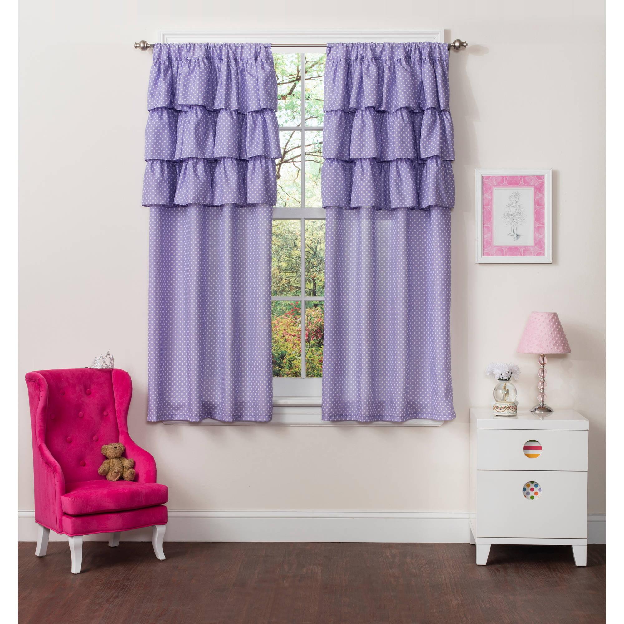 Lilac Bedroom Curtains Eclipse Dayton Blackout Energy Efficient Kids Bedroom Curtain