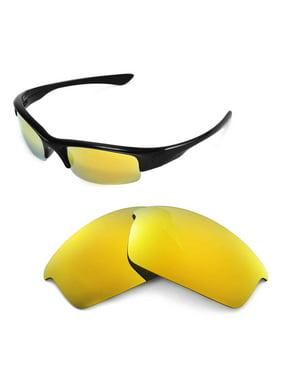 7df7298274 Product Image Walleva Titanium Polarized Replacement Lenses for Oakley  Bottlecap Sunglasses