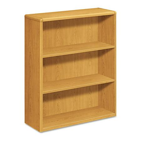 HON 10753 10700 Series Bookcase - Hon 10700 Series Laminate Wood