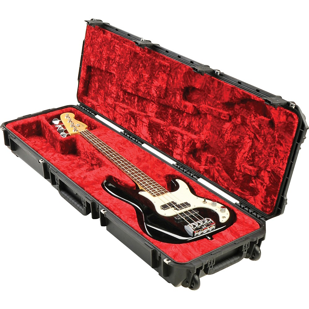 SKB 3i-5014-44 iSeries Waterproof ATA Bass Guitar Case