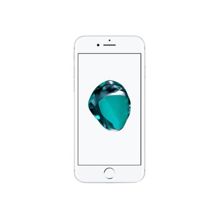 Refurbished Apple iPhone 7 128GB, Silver - AT&T