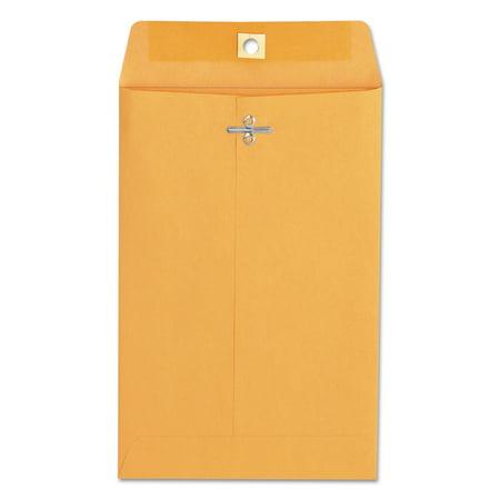 5.5 Bar Envelopes (Universal Kraft Clasp Envelope, 28lb, #55, 6 x 9, Brown Kraft, 100/Box -UNV35260)