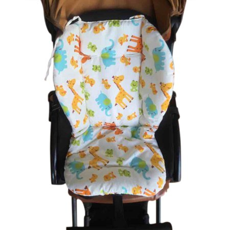 Supersellers Baby Kids Children Stroller Seat Cushion Car Seat Soft Thick Pad Pram Seat Pad Covers Stroller Accessories