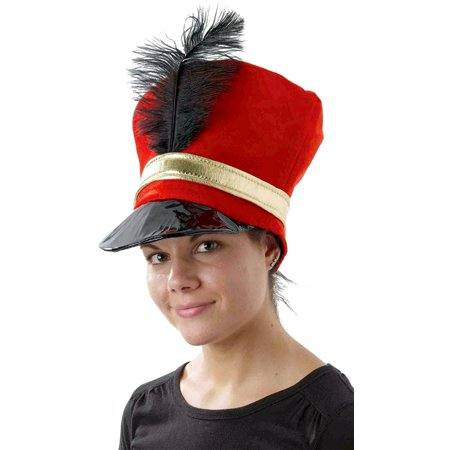 Women's Toy Soldier Hat, Multi, One Size, Includes One Hat By Forum Novelties