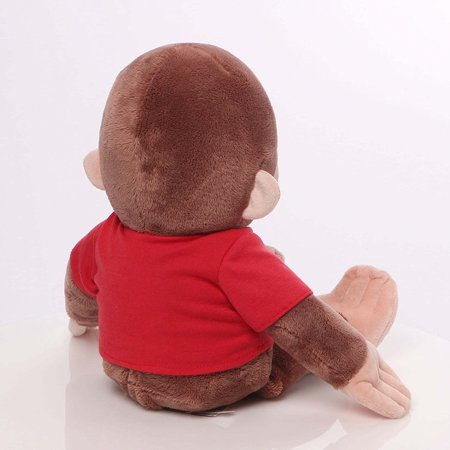 Gund Curious George Red Shirt - 16 Inches - image 3 of 7
