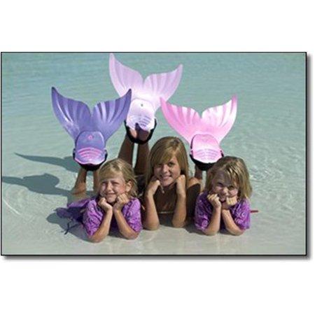 Blue Wave Nt210 Mermaid Swim Fin   Pink