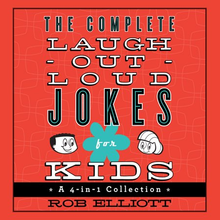 The Complete Laugh-Out-Loud Jokes for Kids : A 4-in-1 Collection - Halloween Jokes And Riddles For Kids