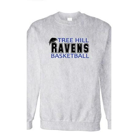 Reebok Football Sweatshirt - TREE HILL RAVENS football tv show one - Fleece Sweatshirt