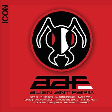 Alien Ant Farm - Icon Series: Alien Ant Farm (CD) - Halloween Ant Farm Songs