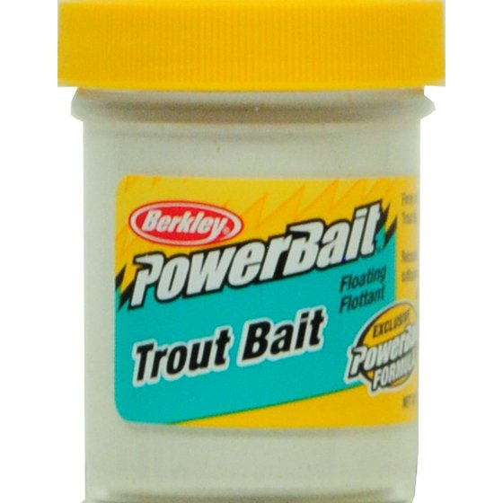Berkley PowerBait Trout Dough Bait Chartreuse