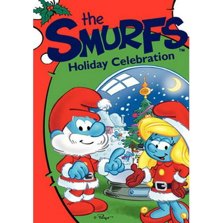 The Smurfs: Holiday Celebration (DVD)](Smurf Halloween Movie)
