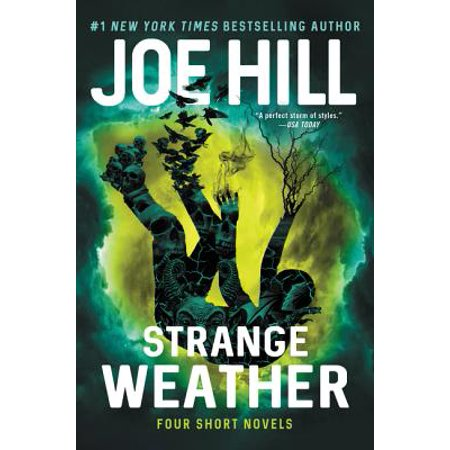 Strange Weather: Four Short Novels (Halloween 4 Novel)
