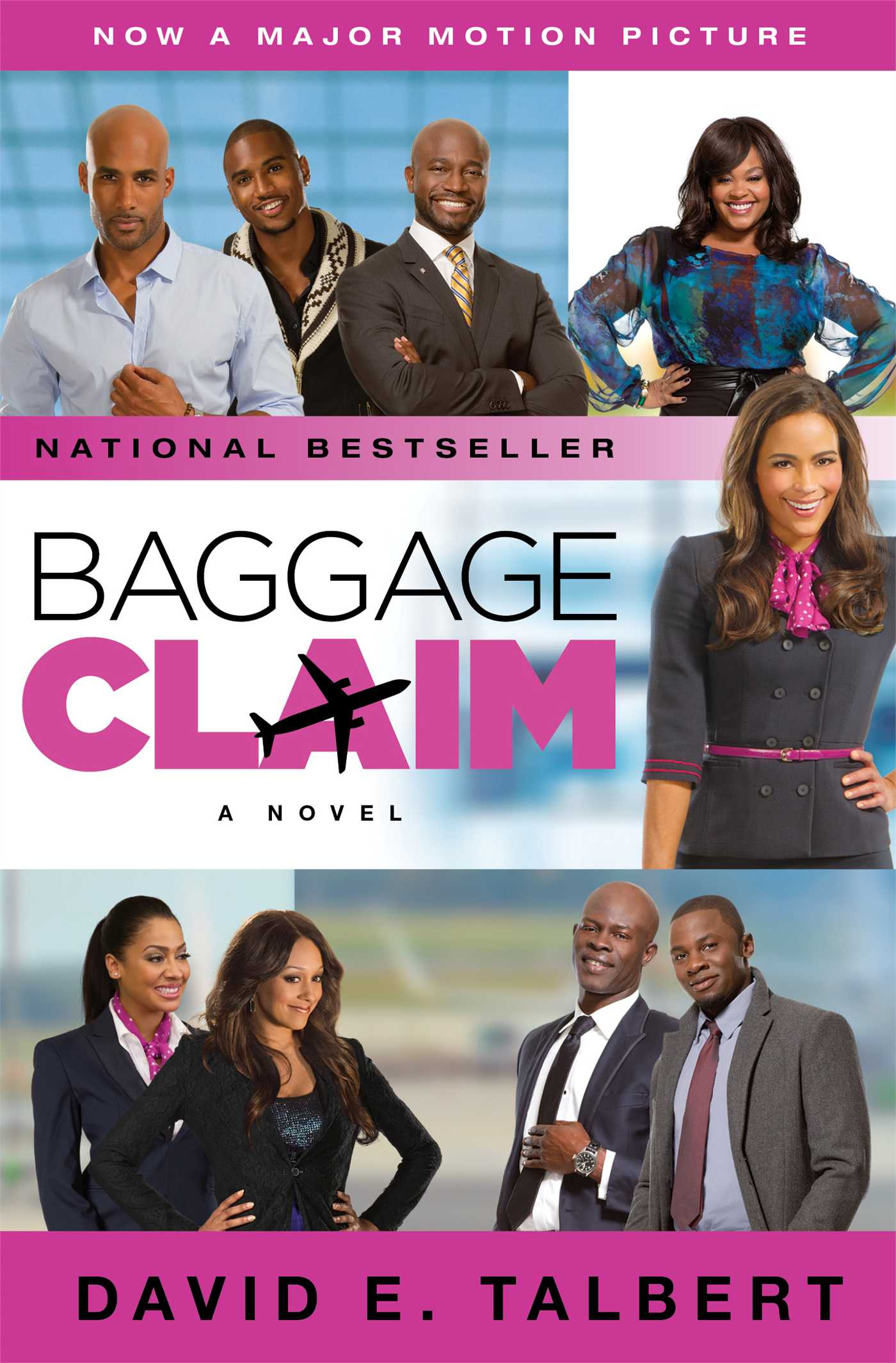 14. Baggage Claim: A Novel