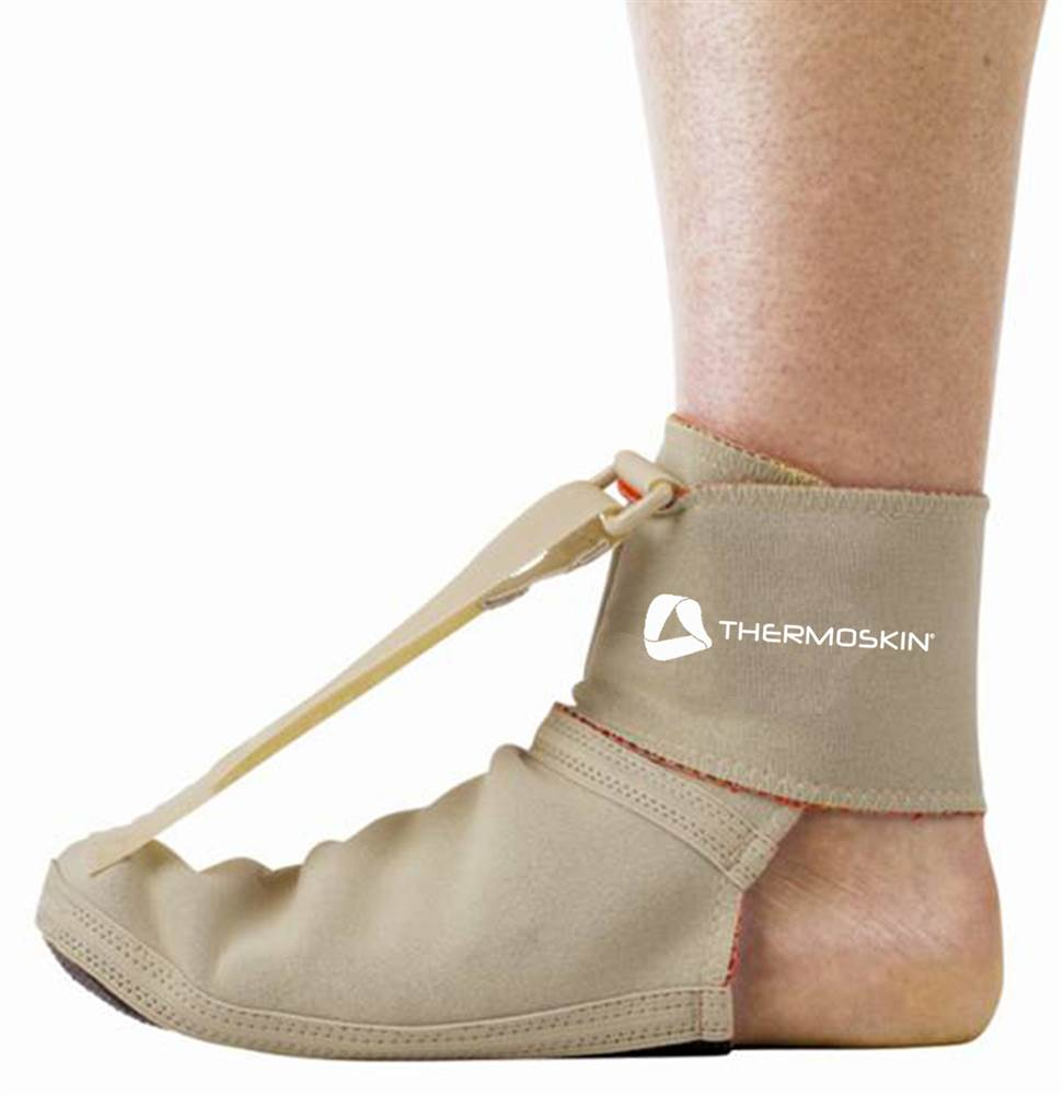 Thermo Skin Plantar Fxt Clam (Small)