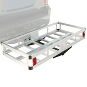 """Apex HCCA-2249 48"""" Aluminum Hitch Cargo Carrier with 5/8"""" Hitch Pin"""