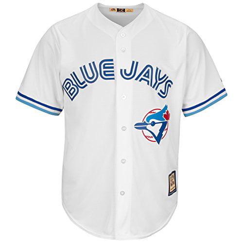 Majestic Roberto Alomar Toronto Blue Jays #12 MLB Men's C...
