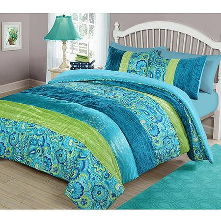 your zone cool boho bedding comforter set