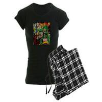 CafePress - Marvel Loki And Thor - Women's Dark Pajamas