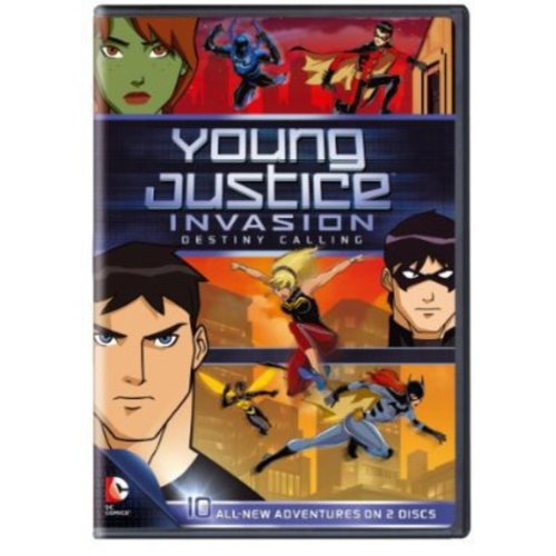 Young Justice Invasion: Destiny Calling - Season 2, Part 1 (Anamorphic Widescreen)