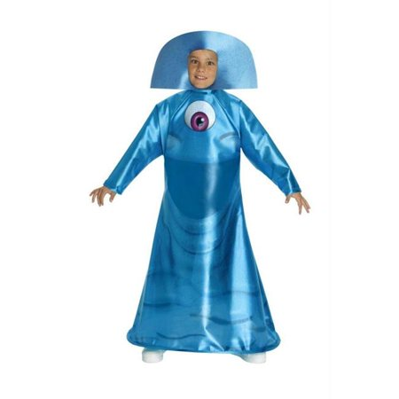 Costumes For All Occasions Ru883541Md Monster Vs Alien B.O.B. Medium](Monsters Vs Aliens Costumes)