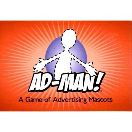Ad Man Great Condition