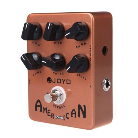 JOYO JF-14 American Sound Guitar Amp Simulator Effect (Best Amp For Pedals)