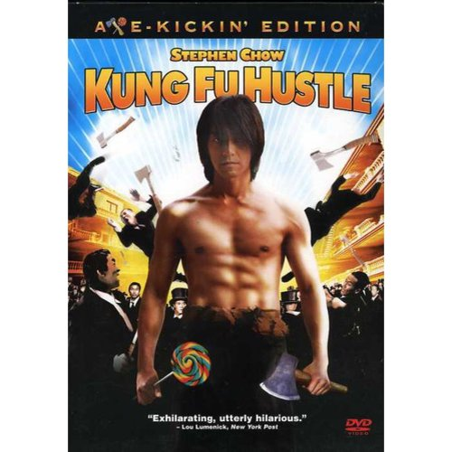 Kung Fu Hustle (Deluxe Edition) (Widescreen)