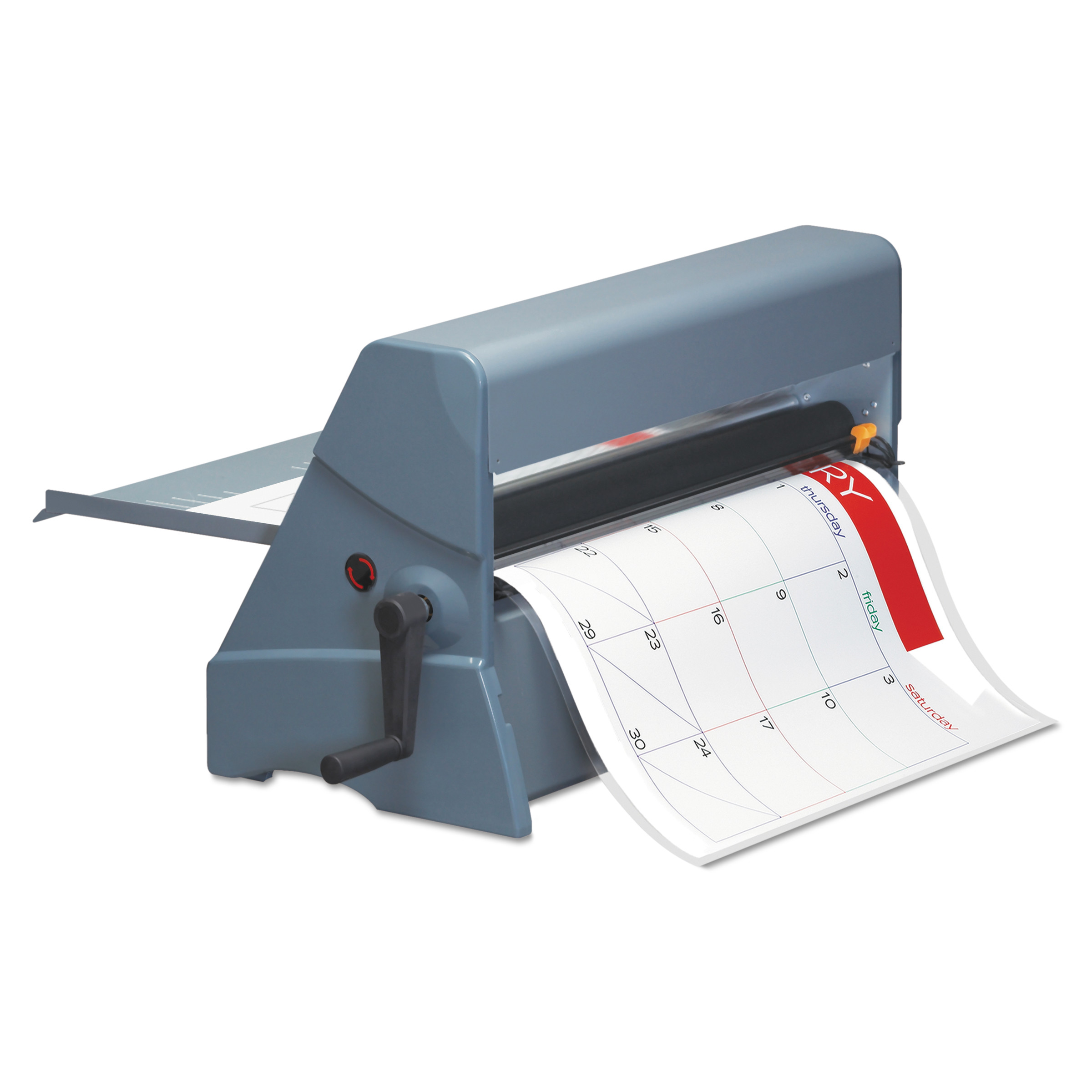"Scotch Heat-Free Laminator, 25"" Wide, 3/16"" Maximum Document Thickness -MMMLS1050"