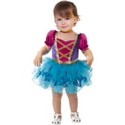 Crystal Cutie Toddler Halloween Dress Up / Role Play Costume