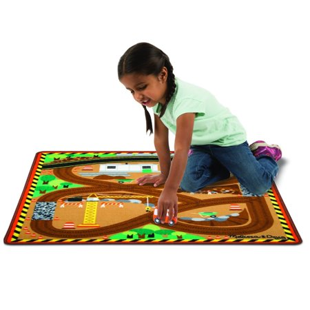 Standard Tropical Rug (Melissa & Doug Round The Site Construction Truck)