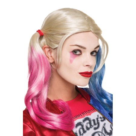 Suicide Squad  Harley Make Up Kit  Halloween Accessory