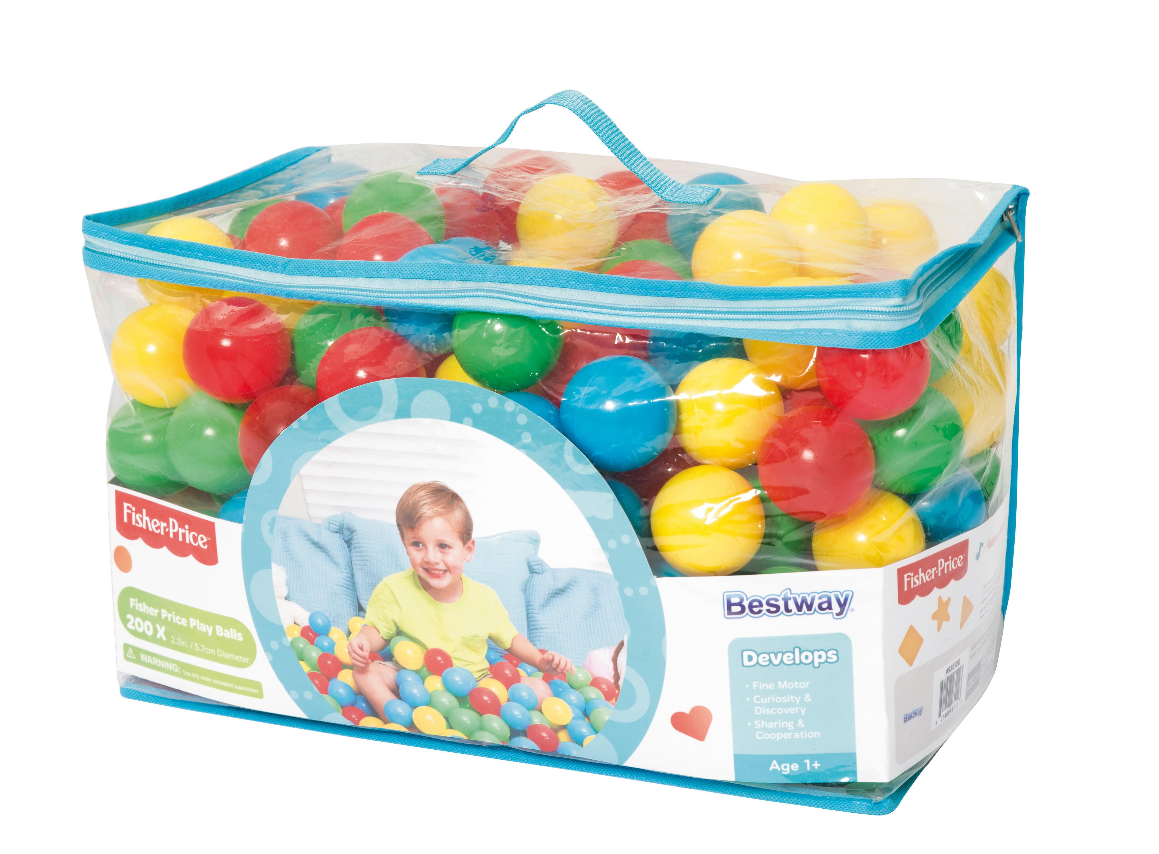 Bestway Fisher Price 200 Play Balls by Bestway