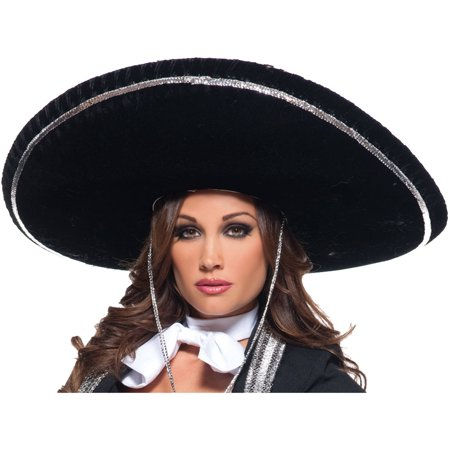 Mariachi Hat Adult Halloween Accessory