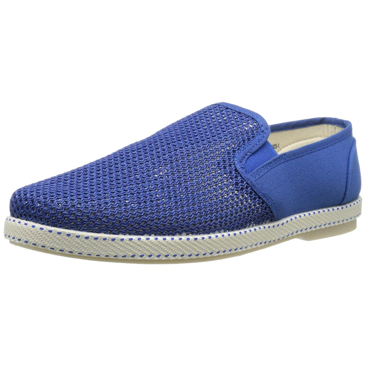 GBX Delt Men's Royal Blue Slip On Loafer by GBX