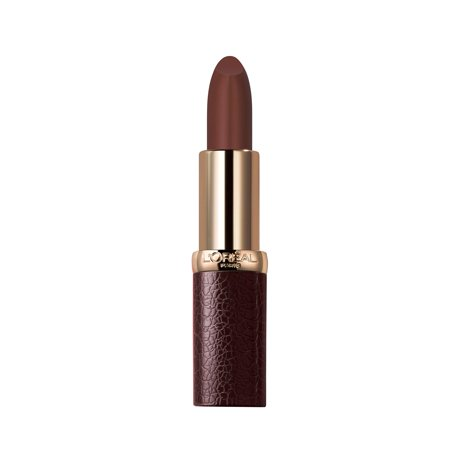 L'Oreal Paris Luxe Leather Matte Limited Edition Lipstick, 291 Arya, 3.7g Limited Edition Matt