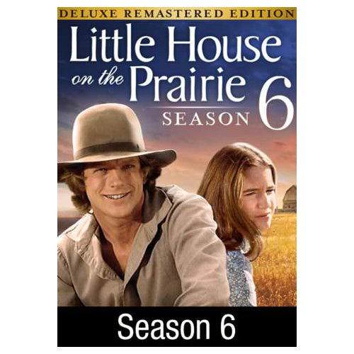 Little House on the Prairie: Season 6 Deluxe Remastered Edition (1979)