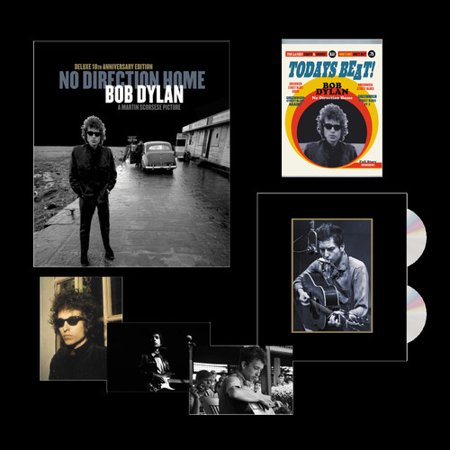 No Direction Home: Bob Dylan (DVD)