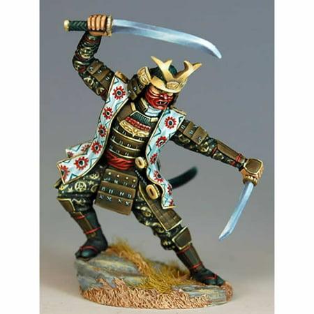 Male Samurai Miniature Visions In Fantasy Dark Sword Miniatures - Heman Sword