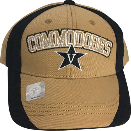 NCAA Vanderbilt Commodores Name and Logo Adult Men's Cap Hat](Ncaa Logo)